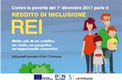 PROGETTO R.E.I. Redditito di Inclusione