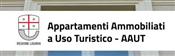 REGIONE LIGURIA - APPARTAMENTI AMMOBILIATI AD USO TURISTICO