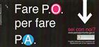 FARE P.O. PER FARE P.A. Noemi Marchionatti Bluebook srl -  via San Francesco 51 -  10040 Rivarossa (To) Tel 011 9700916- Fax 0119700914 noemi.marchionatti@bluebook.it; monica.pomero@bluebook.it