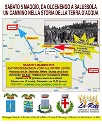 534° Processione in Voto a S. Pietro Levita