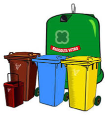 Calendario raccolta rifiuti dal 01/07/2019 al 30/06/2020