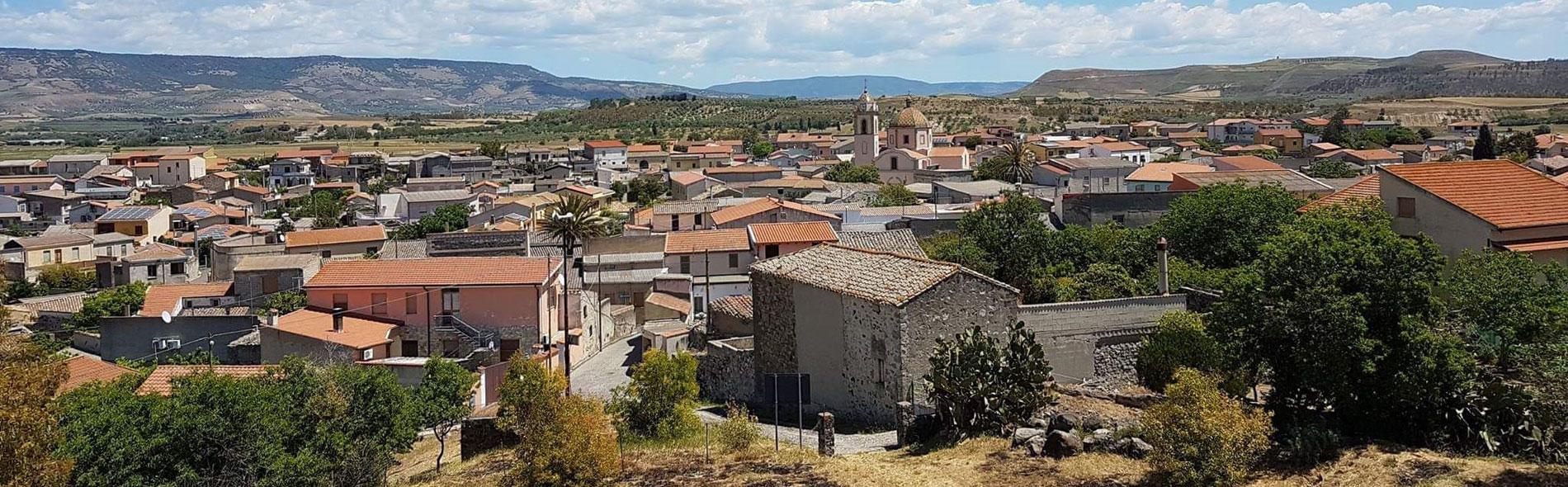 Panoramica Ussaramanna