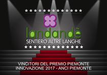 Il Sentiero Landandè premiato a Roma!