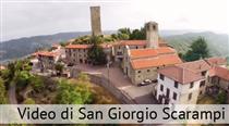 Video drone San Giorgio Scarampi